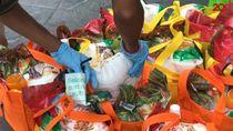Relawan Bagi-bagi Garam di Makassar, Apa Alasannya?