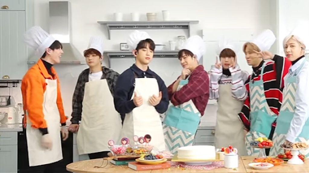 Intip Keseruan Momen Makan GOT7 yang Akan Rilis Lagu Baru!