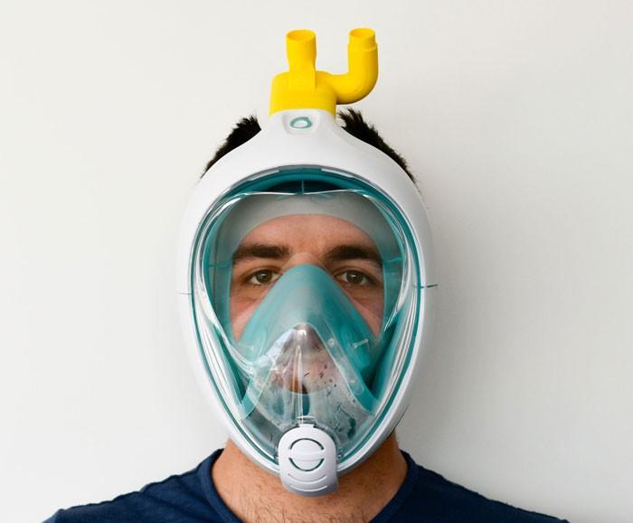 Italia menjadi salah satu negara episentrum wabah virus Corona di Eropa. Uniknya, untuk memenuhi kebutuhan ventilator mereka manfaatkan masker snorkeling. Intip penampakannya di sini.