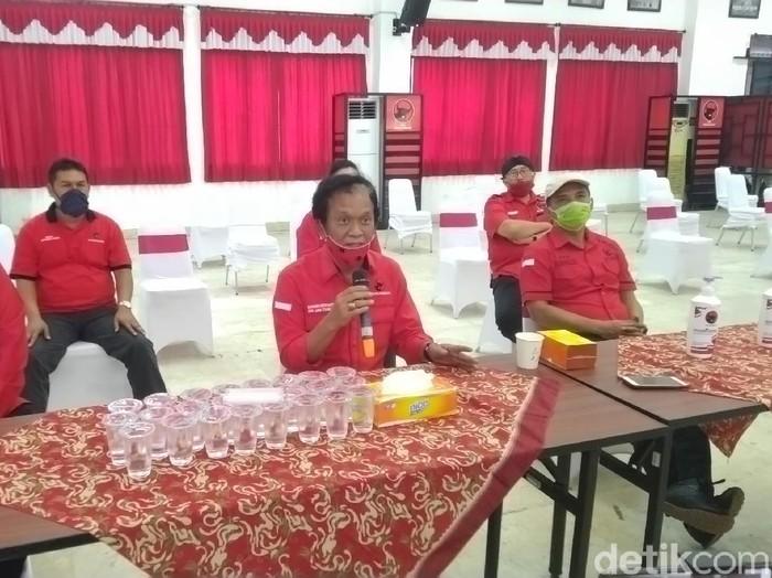 Ketua DPRD Jateng, Bambang Kusriyanto, Minggu (19/4/2020).