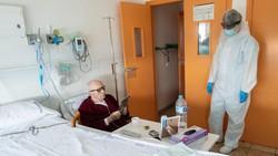 Jumlah pasien sembuh dari COVID-19 mencapai angka 598.942 orang di seluruh dunia. Angka kesembuhan yang terus bertambah itu memberi semangat baru bagi pasien.