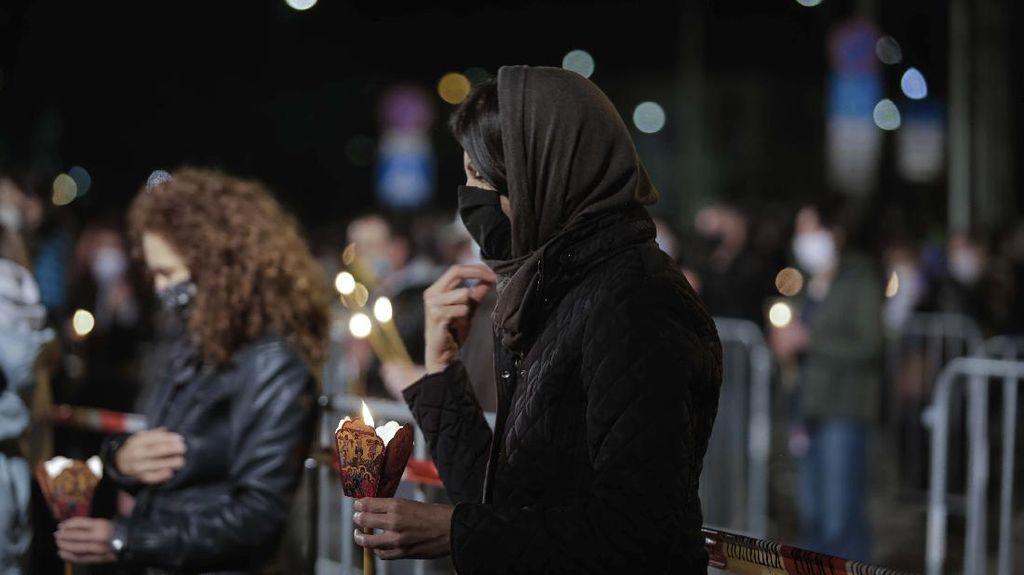 Kristen Orthodox di Seluruh Dunia Rayakan Paskah di Tengah Corona