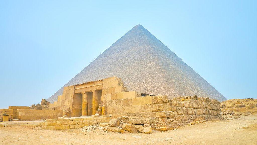 Mewahnya Makam Kuno Ratu Mesir, Siapa Tahu Bisa ke Sana Nanti