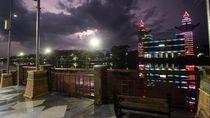 Objek Wisata Menara Pandang di Banjarmasin Loyo Dipukul Corona