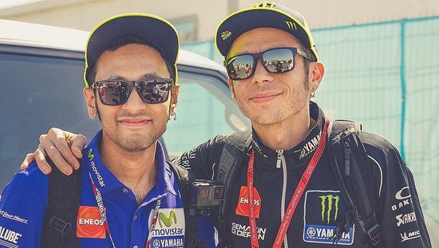 Kembaran Rossi dari India