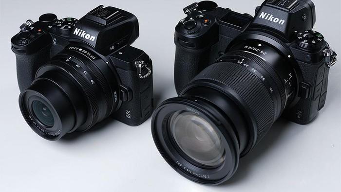Review kamera Nikon Z50