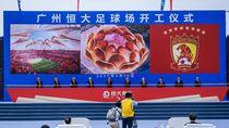 China Jor-joran Bangun Stadion, Demi Piala Dunia 2030?