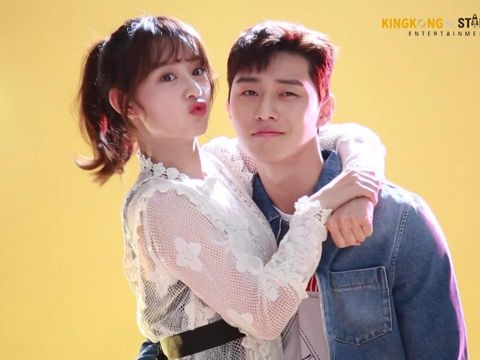 Drama Korea Fight for My Way