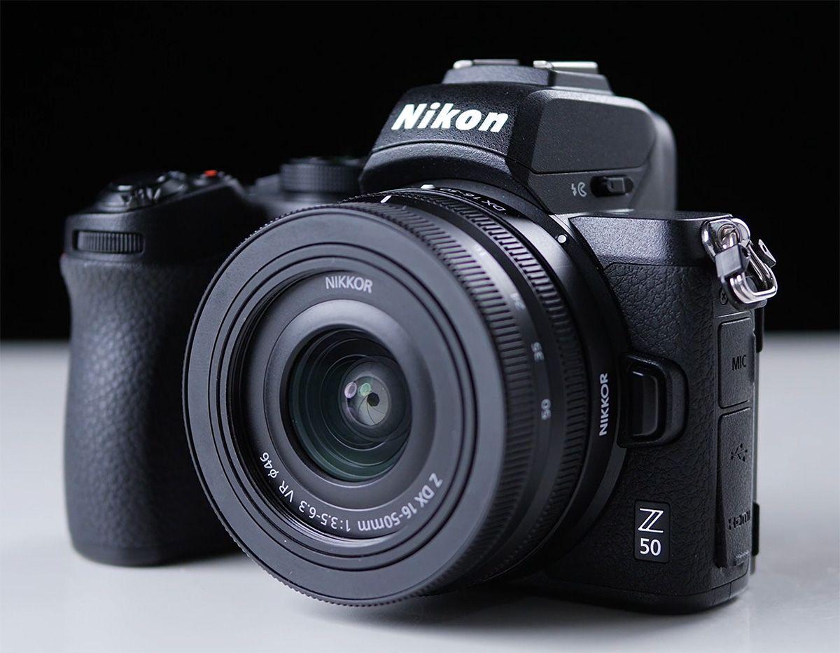 Review kamera Nikon Z50.
