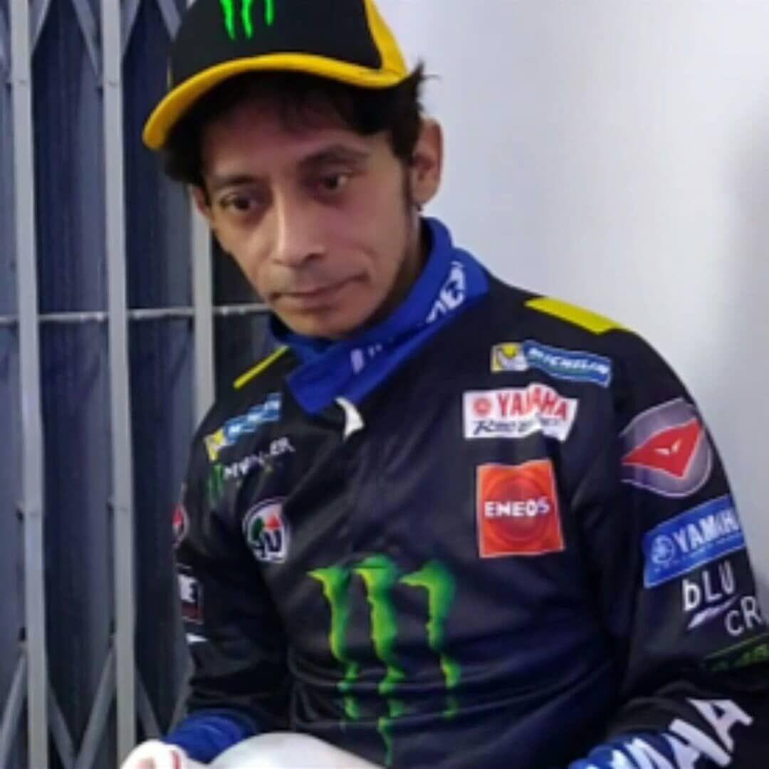 Kembaran Rossi dari Indonesia