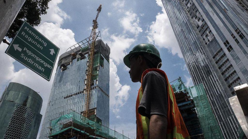 Ada New Normal, Ekonomi RI Triwulan II Diprediksi Masih Minus
