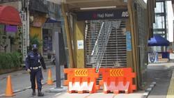 Cegah Penyebaran Corona, MRT Tutup 2 Stasiun Lagi Mulai Besok