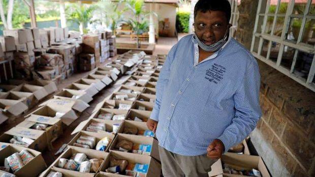 Pankaj Shah, pengelola safari sekaligus relawan