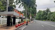 Pakar Sebut Dampak Virus Corona Polusi di Surabaya Turun, Langit Lebih Cerah