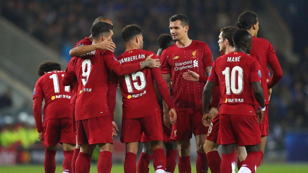 Liverpool Baru Bisa Pakai Jersey Anyar Mulai 1 Agustus 2020