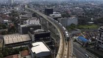 Gegara Corona, Lebak Bulus-Kota Baru Bisa Naik MRT Maret 2026