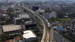 Jokowi Mau Bangun 15 Proyek Kereta di RI, Ini Daftar Lengkapnya