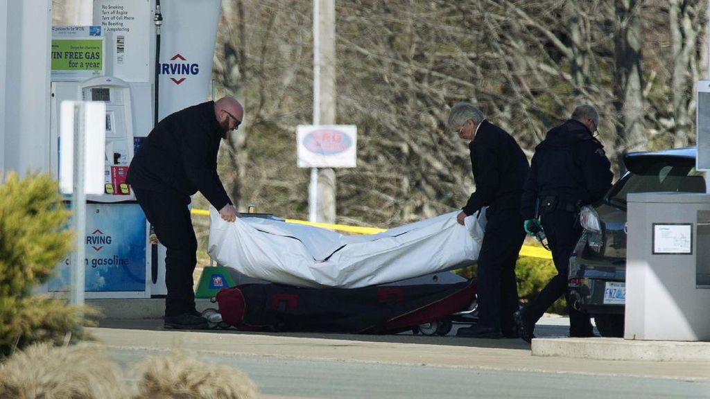 16 Orang Tewas Imbas Penembakan Brutal di Kanada