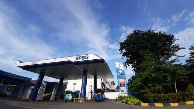 Cegah Covid-19, PGN Tingkatkan Transaksi Non Tunai di SPBG