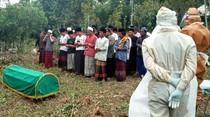 1 Orang PDP Meninggal di Sukabumi Dimakamkan Sesuai Protap