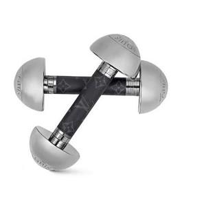 Louis Vuitton Jual Dumbell Rp 33 Jutaan untuk yang Ingin Fitnes #dirumahaja