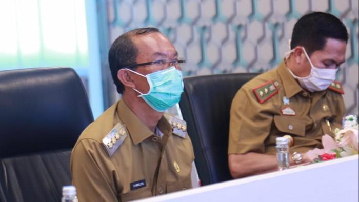 Wali Kota Palembang Harnojoyo (Raja Adil-detikcom)