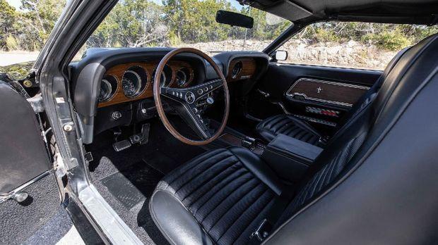 Ford Mustang Paul Walker