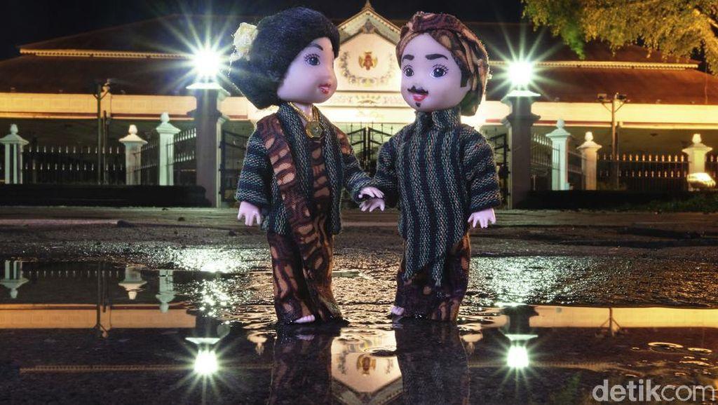 Romantisme Jogja dalam Balutan Toys Photography