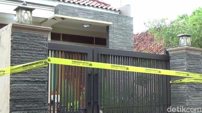 Satu keluarga di purwakarta jadi korban pembacokan