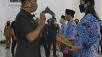 Ridwan Kamil Lantik 1.073 CPNS Pemprov Jabar Secara Online