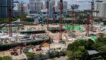 Singapura Isolasi Pekerja Migran Imbas Bertambahnya Kasus Baru