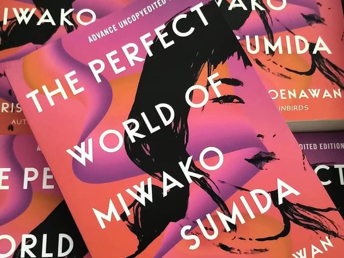 Novel Clarissa Goenawan The Perfect World of Miwako Sumida