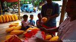 Jelang Ramadhan, Pedagang Timun Suri Mulai Ramai