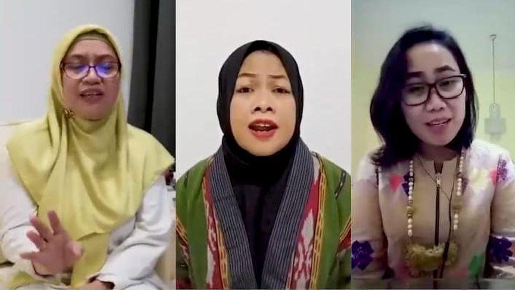 2 Dokter PDP Corona, Teman Saat Sekolah di Makassar Beri Semangat Lewat Lagu