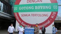 Alumni Lemhannas Sumbang Bantuan Lewat BPJS Kesehatan
