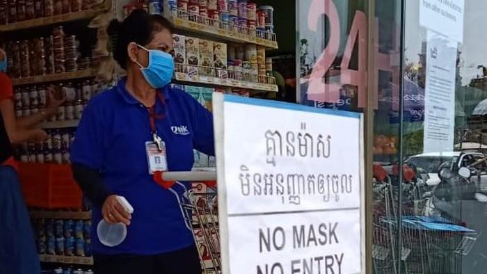Penanganan Corona di Kamboja (Dok. KBRI Phnom Penh)