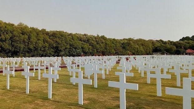 Pemakaman Ereveld di Ancol