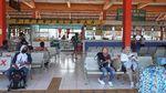 Larangan Mudik Ancam Dapur Keuangan Terminal Kampung Rambutan