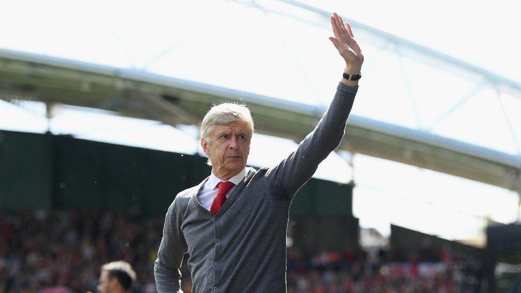 Arsene Wenger Girang Banget Liverpool Tak Bisa Invincibles