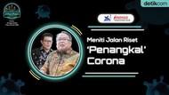 Sesaat Lagi dRooftalk Meniti Jalan Riset Penangkal Corona