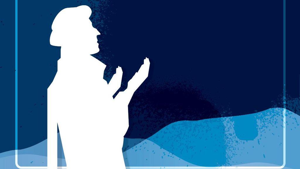 Doa Melihat Hilal yang Pernah Diajarkan Rasulullah