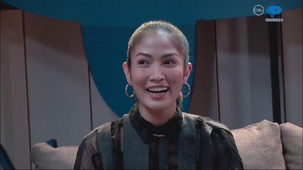 Main Film Horor, Aulia Sarah si Badarawuhi Nggak Percaya Hal Mistis?