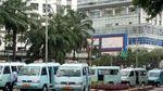 Angkot Nganggur-Stasiun Kosong, Begini Potret Jakarta di Masa PSBB