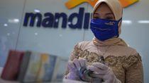 Bank Mandiri Salurkan Rp 6 M ke Ratusan Warung Kecil & Agen Makanan
