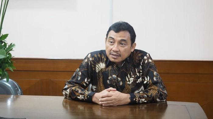 Direktur Utama Lembaga Pengelola Dana Bergulir (LPDB-KUMKM) Supomo