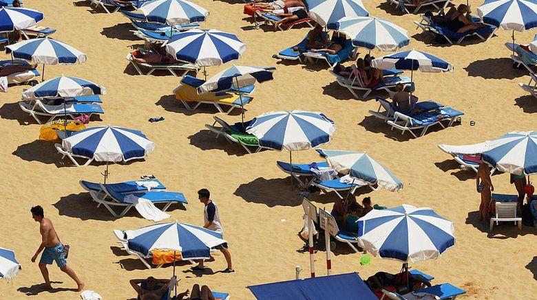 Pantai di Algarve