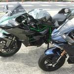 Tampil Ganteng Mirip Kakaknya, Kawasaki Z125 Disulap Serupa Ninja H2