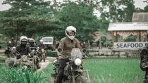 Anti Mainstream, Kartini Zaman Now Hobi Naik Moge