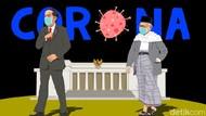 Mengapa Ekonomi RI Anjlok? Ini Penjelasan Jokowi