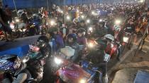 Kemenhub: Potensi Pemudik Sepeda Motor Lolos dari Pencegatan Besar